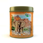 Chá Orgânico Mate Chai e Especiarias. Granel 100g