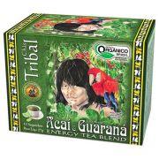 Chá Orgânico Mate com Açaí e Guaraná. 15 sachês.