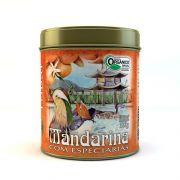 Chá Orgânico Mate Mandarina Especiarias - Tribal - Lata a Granel 100g