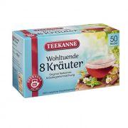 Chá Teekanne 8 Ervas (50 Sachês) 100g