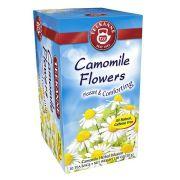 Chá Teekanne Flor de Camomila sem Cafeína 20 sachês