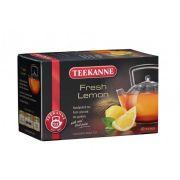 Chá Teekanne Fresh Lemon - 20 sachês