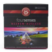 Chá Teekanne Frutas Silvestre Foursenses. 18 Saches.