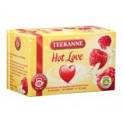Chá Teekanne Hot Love 20 sachês