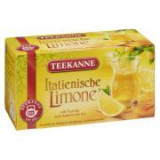 Chá Teekanne Limonada Italiana Maçã Limão e Mel 20 sachês.