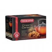 Chá Teekanne Preto com Caramelo (20 saquinhos) 40g