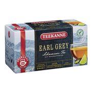 Chá Teekanne Preto Earl Grey Origins 20 Sachês