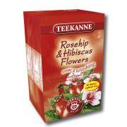Chá Teekanne Rosehip & Hibisco 20 sachês