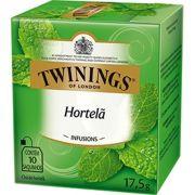 Chá Twinings of London Hortelã Puro - Importado