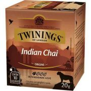 Chá Twinings of London Indian Chai - Importado