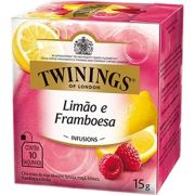 Chá Twinings of London Limão e Framboesa Importado