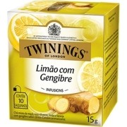 Chá Twinings of London Limão e Gengibre Importado