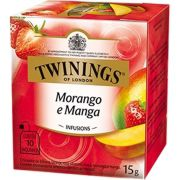 Chá Twinings of London Morango e Manga Importado