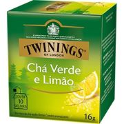 Chá Twinings of London Verde e Limão
