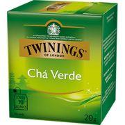 Chá Twinings of London Verde Puro Inglês Importado