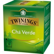 Chá Twinings of London Verde Puro Inglês Importado