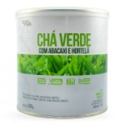 Chá Verde Abacaxi e Hortelã Solúvel - Zero Açúcar 200g
