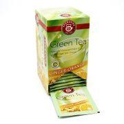 Chá Verde Teekanne Orange Ginger Importado - 20 Sachês