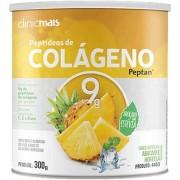 Colágeno Hidrolisado Sabor Abacaxi e Hortelã - 300g
