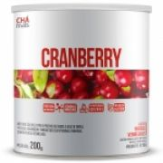 Cranberry Solúvel em Pó Zero Açúcar 200g