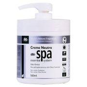 Creme Corporal Base para Massagem. WNF. 500ml.