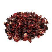 Hibisco Flor para Chá. Hibiscus sabdariff - 30g