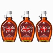 Maple Syrup 100% Puro 3 unid.
