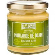 Mostarde de Dijon 185g - TASTE CO