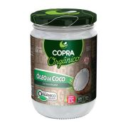 Óleo de Coco Orgânico Extra Virgem Copra 500ml