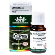 Óleo Essencial de Capim-limão (Lemongrass) WNF 10ml