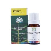 Óleo Essencial de Melaleuca Tea Tree -  WNF 5ml