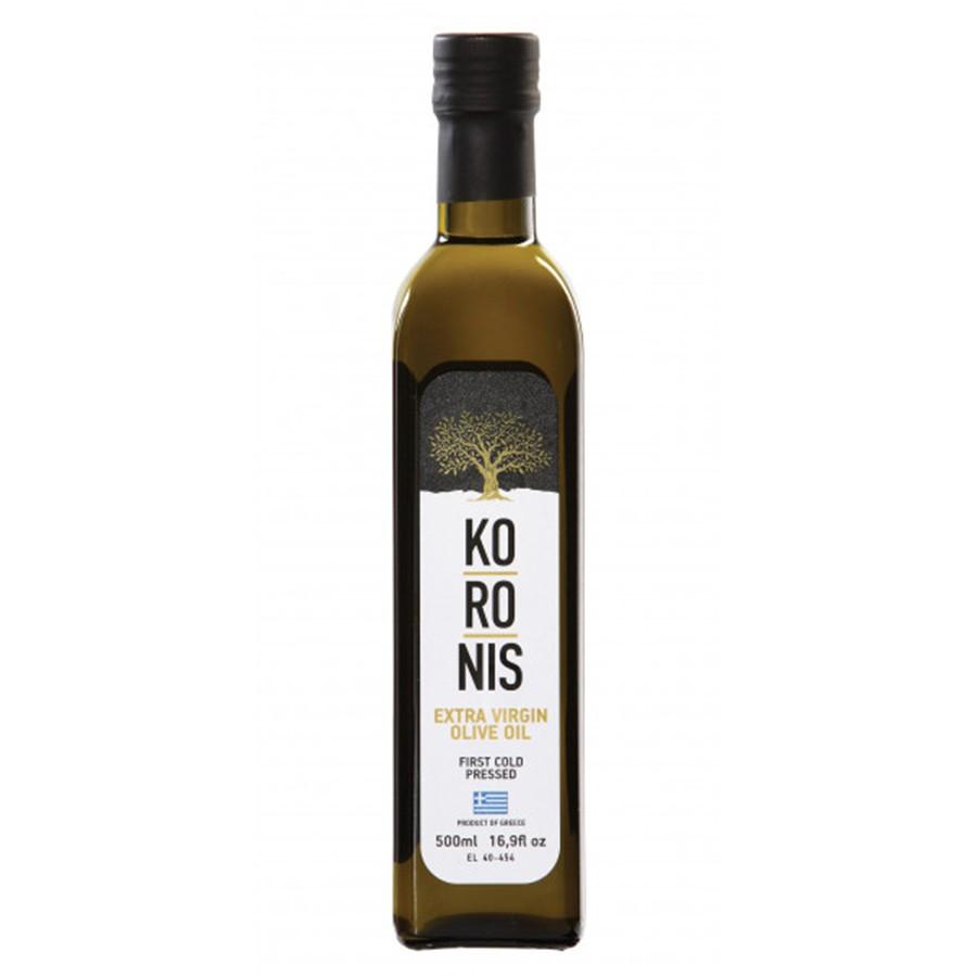 Azeite de Oliva Extra Virgem Koronis 500ml - Grécia
