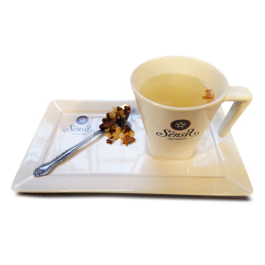 Chá Mango Christmas Importado a Granel 50g.