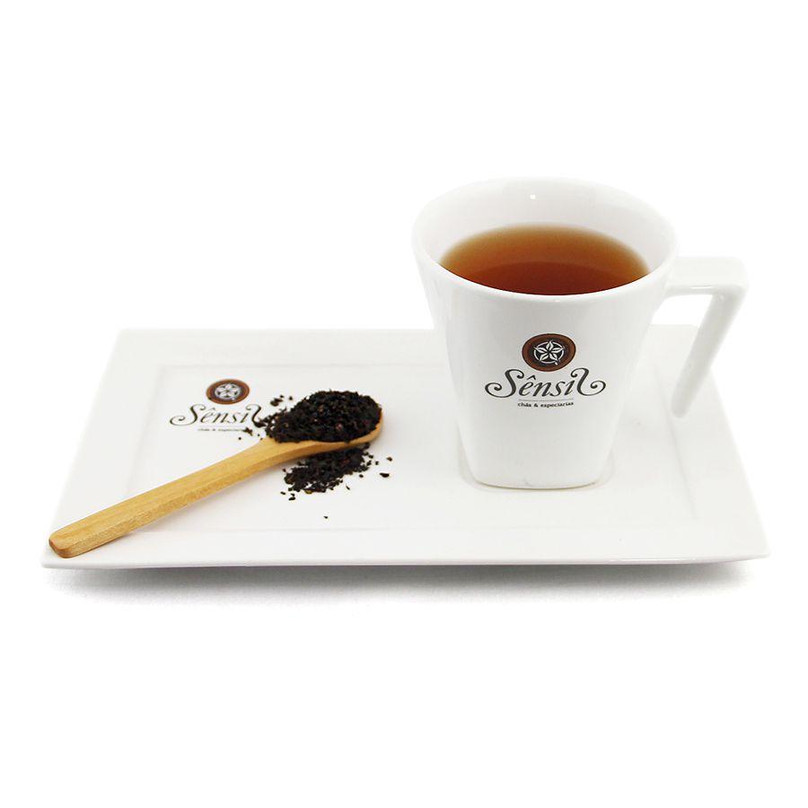 Chá Preto English Breakfast Inglês Importado a Granel 50g.