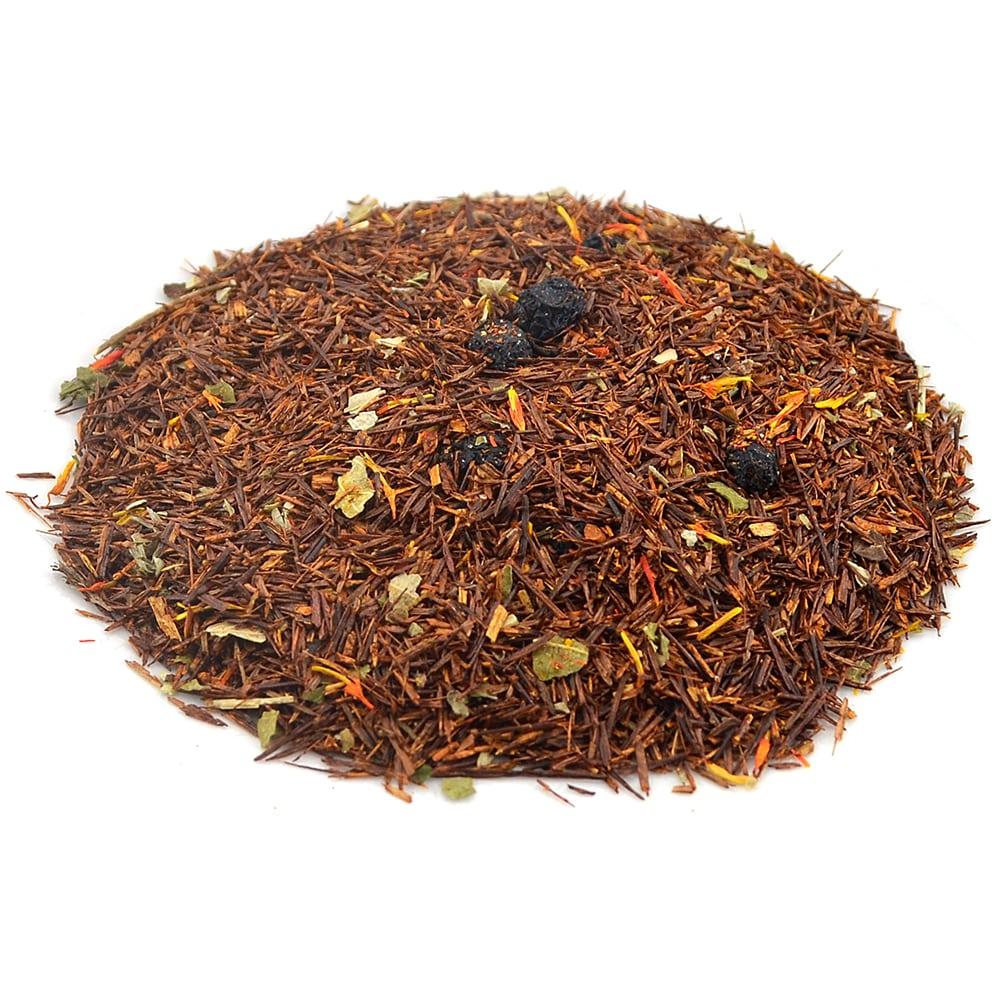 Chá Rooibos Aronia Importado a Granel 50g