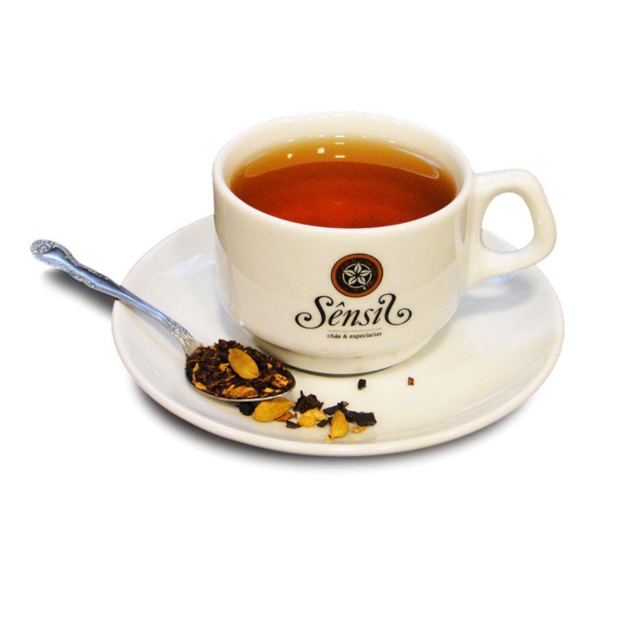 Chá Rooibos Hot Chocolate Importado a Granel 50g.