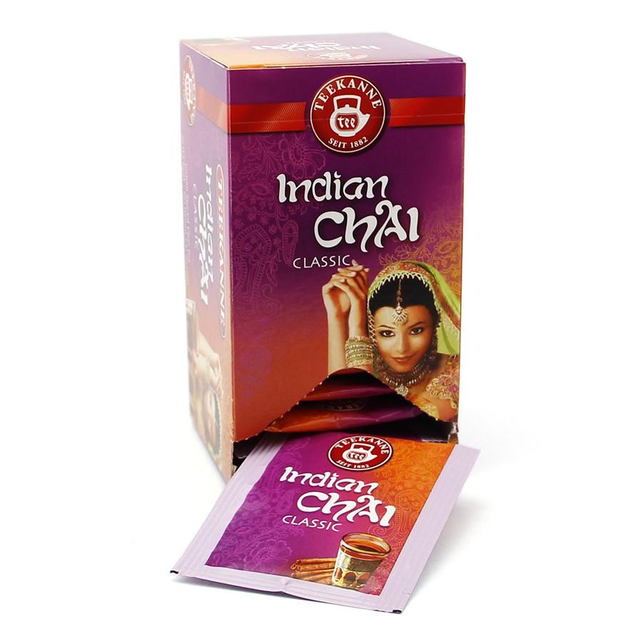 Chá Teekanne Indian Chai Importado - 20 Sachês
