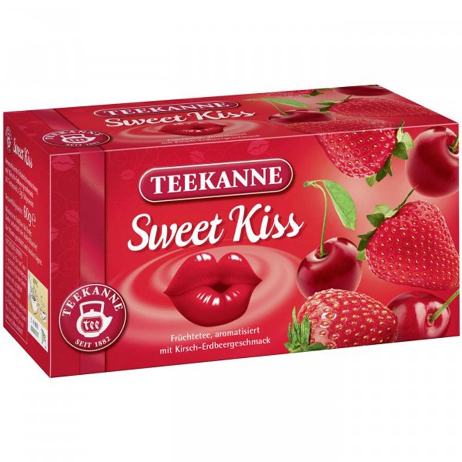Chá Teekanne Sweet Kiss 20 Sachês