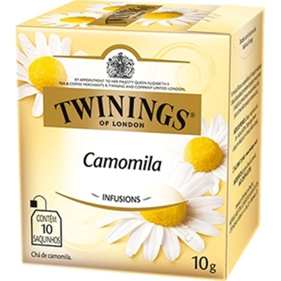 Chá Twinings of London Camomila - Inglês Importado