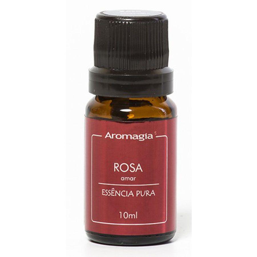Essencia de Rosa Pura 10ml