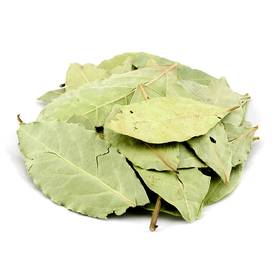 Folhas de Louro. Tempero Louro Folhas - 30g