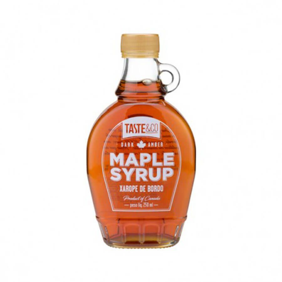 Maple Syrup 100% Natural - Xarope de Bordo 250ml