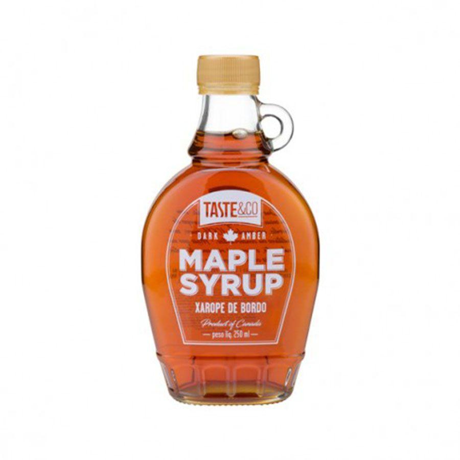 Maple Syrup 100% - Xarope de Bordo 250ml