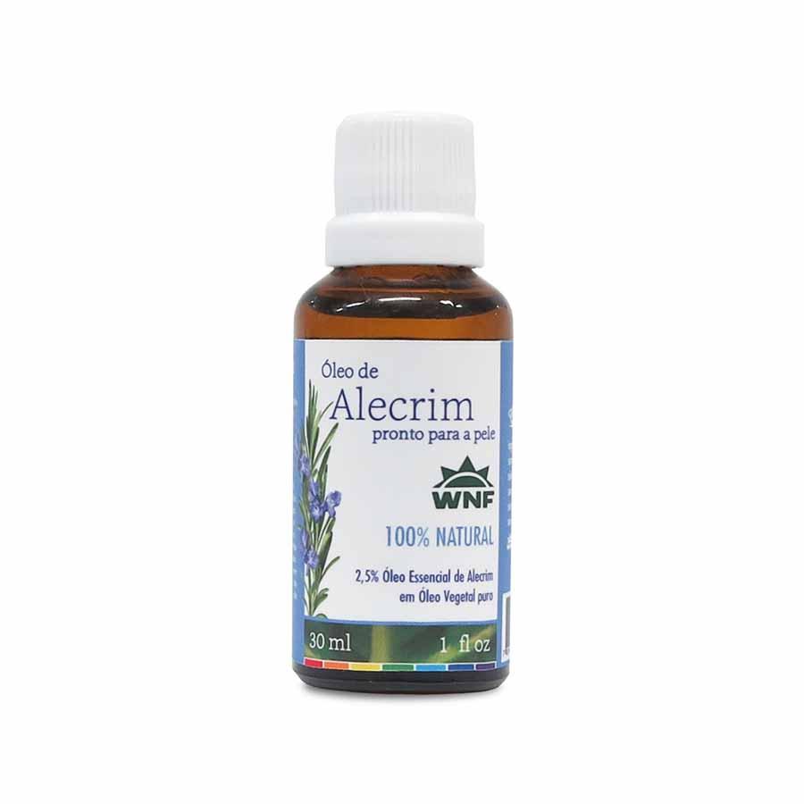 Óleo de Alecrim - Pronto para a pele - 30ml WNF