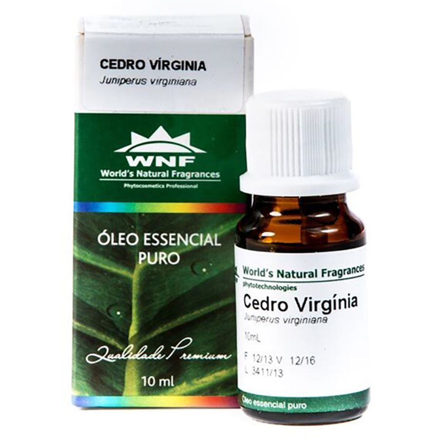 Óleo Essencial Cedro da Virginia WNF 10ml