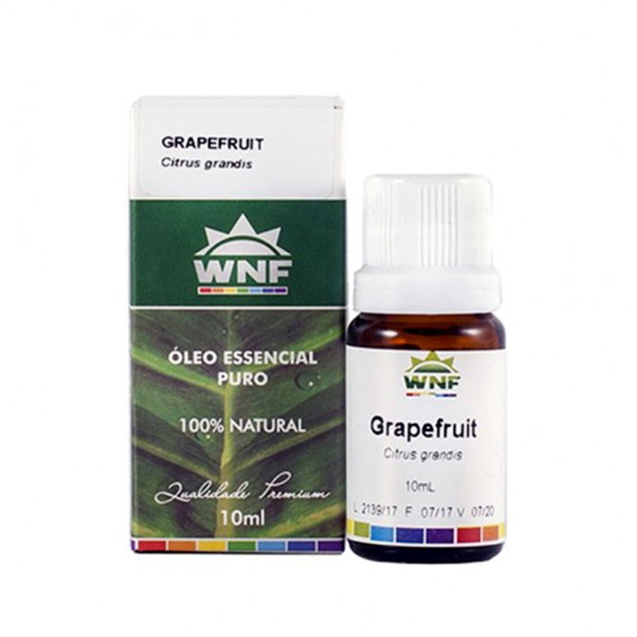 Óleo Essencial Grapefruit WNF 10ml