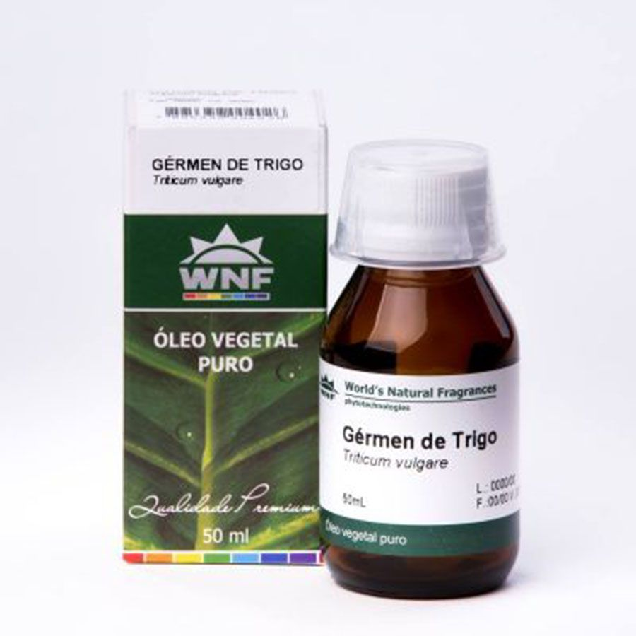 Óleo Vegetal Germen de Trigo WNF 50ml