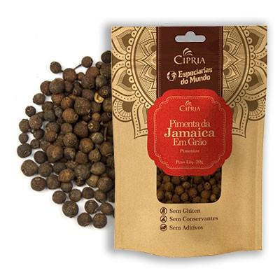 Pimenta da Jamaica em Grãos 20g