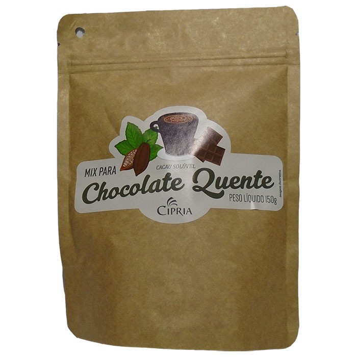 Pó para Chocolate Quente - 150g