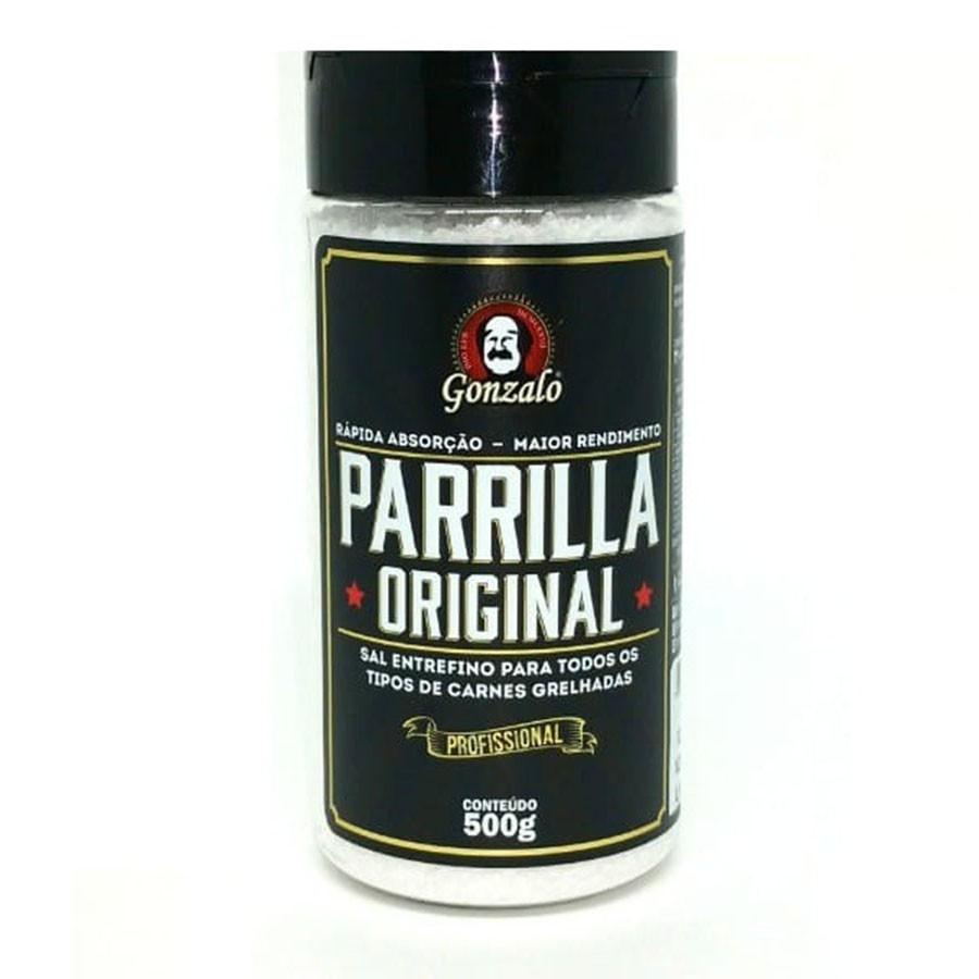 Sal Parrilla Original Gonzalo 500g